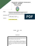 Sistema Ambiental Minero