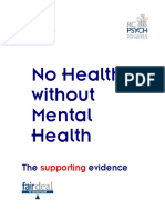 No Health - the Evidence_ Revised May 10