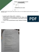 Examen Escrito Endocrino 1
