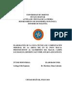 Informe de Pasantia DLM Ultimo a CORRECCION