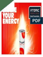 Atomic Presentation 2012