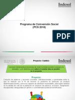 Formato de Presentación Proyectos Para 2016
