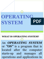 Installing an Operating System