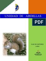 Cuaderno de Ardillas