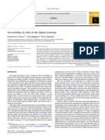 accessibility of cities in digital economy.pdf