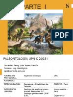 Paleontología Upn...