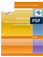 Portafolio Gestion Educativa II
