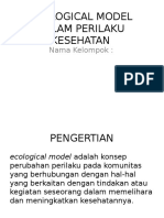Ppt Ecological