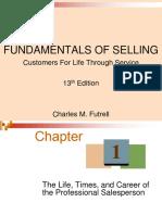 234643511 Professional Salesmanship Chap01 Ppt