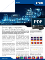 Safety of Italian Gasification Plants