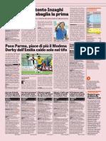 La Gazzetta dello Sport 28-08-2016 - Calcio Lega Pro - Pag.1