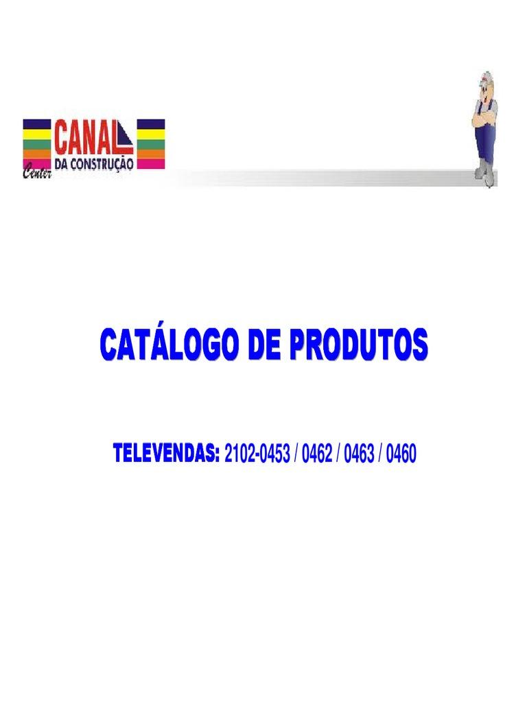 75fab8ffa Catalogo