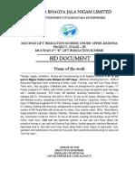 Bid Document of 4th B Lift