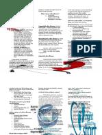 Valvular Defect Pamphlet