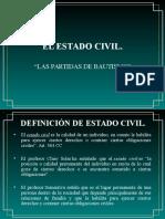 El Estado Civil