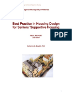 Best Practice Design for Seniors Supportive Hsg July2007