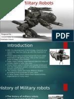 Military Robo