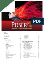Poser Tutorial Manual