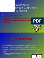 3_Shear Force Bending Moment_SM