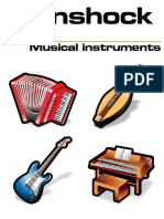 Stroke Muscial Instruments Catalog