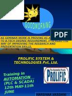 Pptonautomation Harshaa 101223015940 Phpapp01