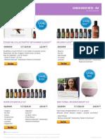 doTERRA Australia Essential Oils Enrolment Kits