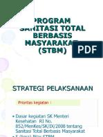 Pelaksanaan Awal Program Stbm