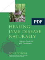 Wolf Strol - Healing Lyme Desease Naturally