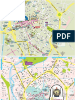 Visit Leicester Map