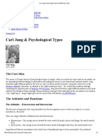 Carl Jung & Psychological Types _ MBTI® Type Today