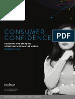 Nielsen Global Consumer Confidence Report Q2 2014