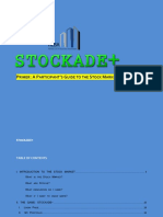 Stock Trading Game Primer