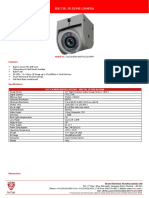 850 Tvl Ir Dome Camera - z.cc.CA.irdo.850tv12.So15mt