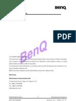 m23 BenQ Manual