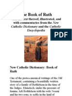 Book of Ruth With Commentaries