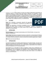 It1.Mpm4 Instructivo Para Para La Creación de Puntos de Distribución de Bienestarina