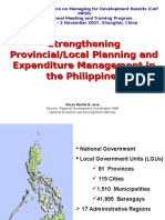 Strengthening PLPEM in the Philippines