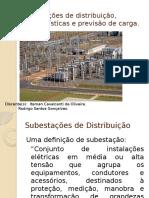 Subestações de distribuição - Itaman Cavalcanti de Oliveira, Rodrigo Santos Gonçalves.pptx