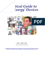 A Practical Guide to 'Free-Energy' Devices - PJKbook