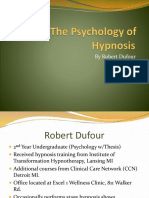 The Psychology of Hypnosis-Pptx-PDF
