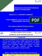 Aula_Cisalhamento-Armadura transversal.ppt