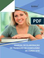 Manual TCC 2de3