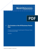 Hr as Business Partner PDF
