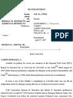 CGR Corporation v Treyes
