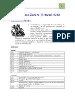 Torneo Medieval 2010 - Distrito Cipreses