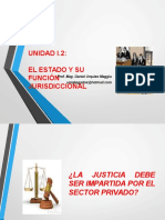2. El Estado y Su Funcion Jurisdiccional