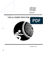 Visual Inspection for Aircraft