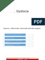 TL Distosia (Power and Shoulder)