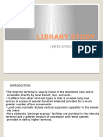 Library Study Isbt 43