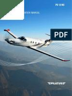 Pilatus PC 12 NG manual